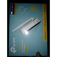 USB Wireless atau Penangkap Sinyal Wifi TP Link WN722N Antena Murah