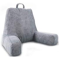 Ziraki Large Plush Shredded Foam Reading and TV Relax Pillow - Perfect