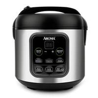 Aroma Housewares ARC-994SB 2O2O model Rice & Grain Cooker Slow Cook, S