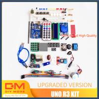 Terbaru Set Starter Kit Arduino SMD UNO R3 Advance Robotics