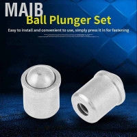Sale MaiB Ball Spring Plunger 6x7mm Stainless Steel Body Accessori
