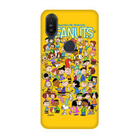 Casing Asus Zenfone Max Pro M2 Charles M Schulz Peanuts O7842