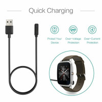 1Pc Suitable For Asus Zenwatch 2 Smart Watch Charger Cable Data U1K4