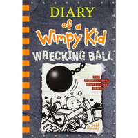 BUKU IMPORT- DIARY OF A WIMPY KID #14: WRECKING BALL