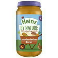 in Heinz Baby Food Jar