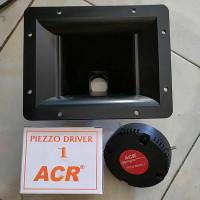 paket corong 15X19 cm dan driver tweeter ACR piezo 1