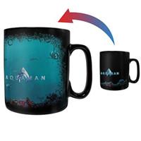 Morphing Mugs Aquaman - Quest for The Trident - Jason Momoa Heat Sensi