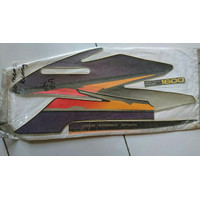 striping stiker polet body lis honda GL Pro neotech 1997 97 ungu