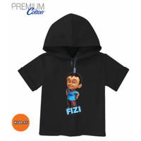 Baju Upin Ipin Baju Hoodie Anak Katun 24S #KDA-85