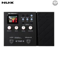Nux Mg-300 Pedal Efek Gitar Elektrik 56 Drum Beats 60s 24-bit