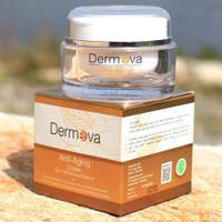 Krim Wajah Flek Hitam | Cream Anti Aging Dermeva Untuk Ibu Hamil