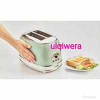 Ariete bread toaster vintage 2 slice pemanggang roti kuno italy