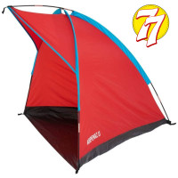 NEW!!! Quechua Shelter Hiking Nature ARPENAZ 0 - Red