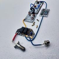 PALET 450w 27v 144Mhz Dan Kit Relay Sensing Attenuator Utk Booste