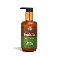 SOULTREE Hibiscus Ayurvedic Shampoo (250 ml, All Hair Types) Aloe Vera
