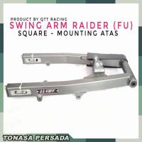 TNSPD Swing arm QTT Thailand Satria Fu 150 Grey