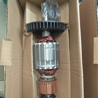 armatur/angker motor mesin jackhammer for hm 1306 makita