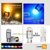 ARSY LED Lampu T10 Senja Sen BENING Motor Honda Beat Vario Scoopy