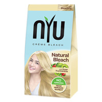 NYU CreamHair Color Natural Bleach
