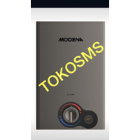 water heater gas modena GI1020b pemanas air gi 1020 b 10 liter