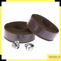 JNHID Bar tape stang handlebar dropbar warna coklat bartape sepeda