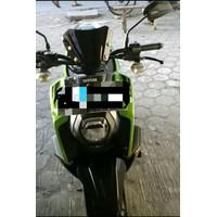 visor new x-ride dan beat street. aksesoris motor x-ride dan be