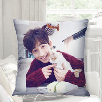 Photo Custom Pillow Double-sided DIY Custom Picture Creative Sofa