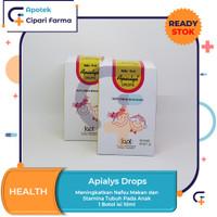Apialys Drops Vitamin Nafsu Makan Multivitamin isi 10ml