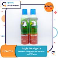 Eagle Eucalyptus Disinfectant Cap Lang Basmi Kuman | Virus isi 280ml
