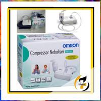 Nebulizer Portable Alat Uap Omron Mesin Inhalasi Kesehatan Medis