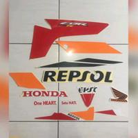 Striping Honda Cbr 150 Lawas Repsol Generasi Pertama