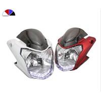 headlamp set assy batok reflektor lampu depan yamaha vixion new 2013