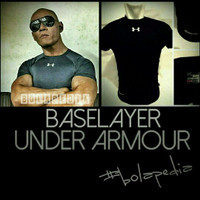 baselayer manset - baju fitness - futsal - jersey bola under armour