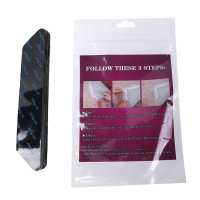 Removable Self Adhesive Material No Trace No Residue Carpet Anti