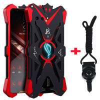 New ZIMON Aluminum Metal Cover Frame Protective Case For Asus ROG Ph