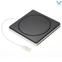 USB 2.0 Portable Ultra Slim External Slot-in CD DVD ROM Player Drive