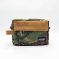 ATHENA CAMO - HANDBAG - HAND BAG - JOURNEY BAG pouch cowok clutch pria