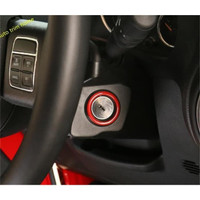 Cover Key Ring Kunci Kontak Chrome Jeep Wrangler Rubicon JK Variasi