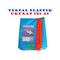 Terpal Plastik Tipe A8 Ukuran 5 X 6 Meter Terpal 5X6 Tipe A 8