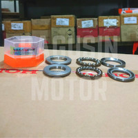 Laher Komstir Leher Stang Set Mio J Z M3 Soul GT Xride Fino 125 NKS