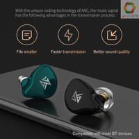 KZ S1D Wireless Headphones Mini Smart Bluetooth 5.0 In-Ear Headset