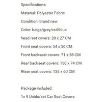 Sarung Jok Mobil Untukh Suzuki Ertiga APV Luxury APV Arena Ignis SX4