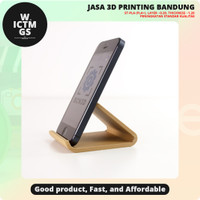 Universal Phone Stand 3D Print Bandung WICTMGS