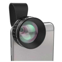 Lensa HP Smartphone Aukey Optic Pro 2x Telephoto Lens Angle Fish Eye
