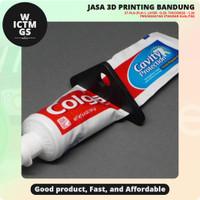 Alat Peras Pasta Gigi Toothepaste Squeezer 3D Print Bandung WICTMGS