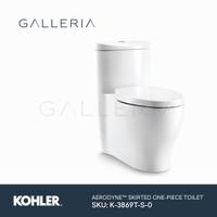 Kohler - Aerodyne 3/4.8L Cl5 1Pc Toilet - K-3869T-S-0