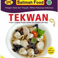 Tekwan (300gr) - Salimah Food Bekasi