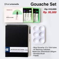 Bali Artemedia Gouache Set SP4023