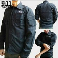 Baju Atasan Pria Kemeja Lengan Panjang Tactikal Blackhawk 511 - Diskon