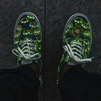 Sepatu Skateboard Aliens Toy Story X Vans Ukuran Eu 35-44